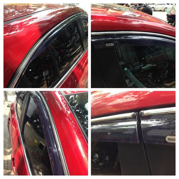 Che Mưa Mazda 3