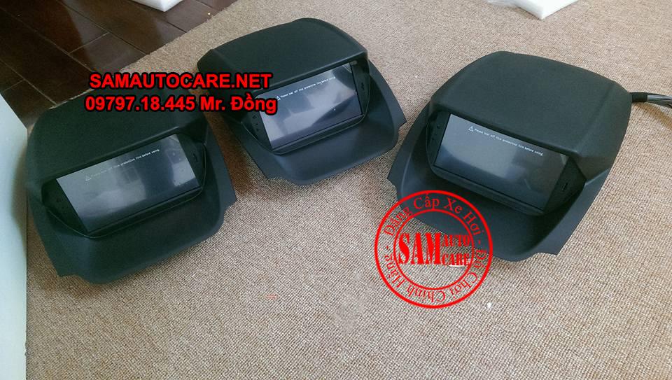 Màn Hình DVD Worca S90 Cho Xe  Ford Ecosport