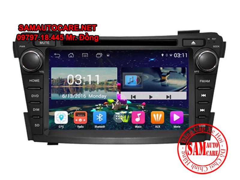 DVD Android ôtô Hyundai I40