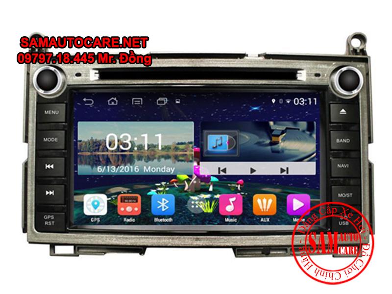 DVD Android ôtô Toyota Venza