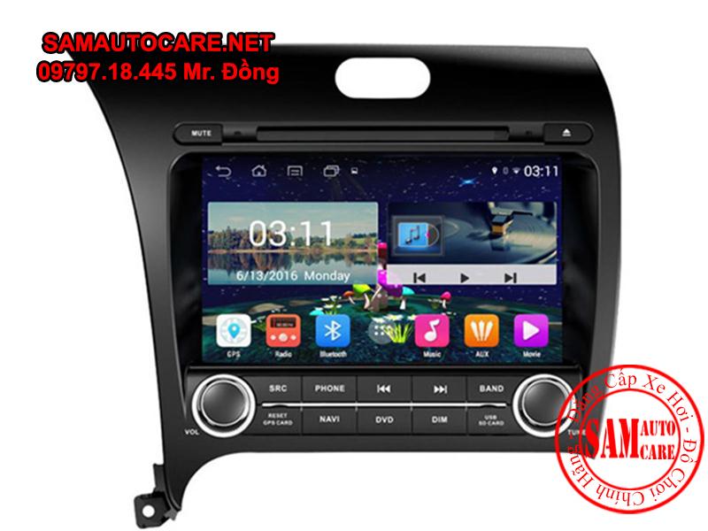 DVD Android ôtô Kia K3
