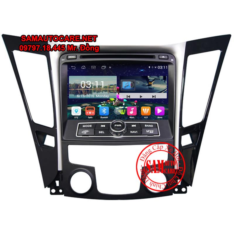DVD Android ôtô Hyundai Sonata