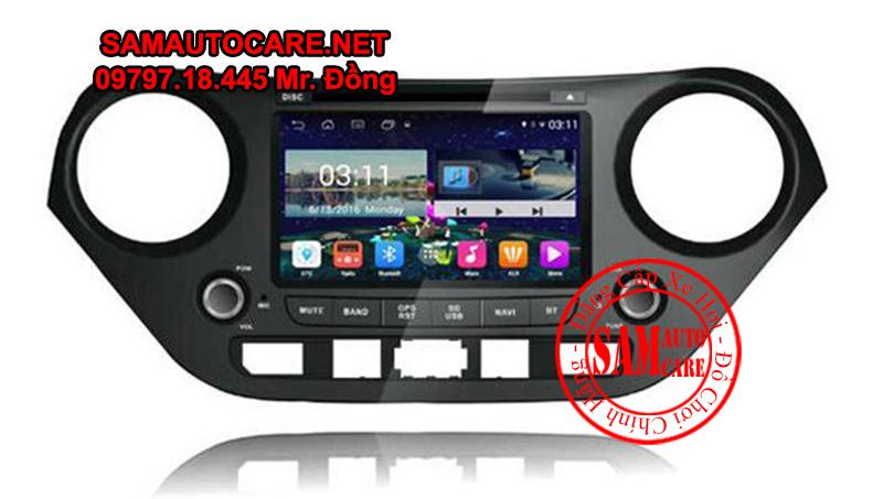 DVD Android Xe ôtô Hyundai Grand I10