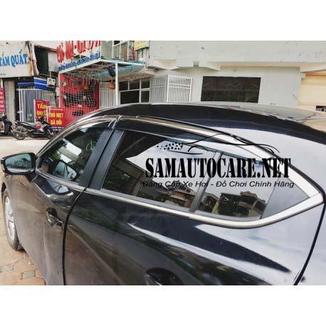 Vè Che Mưa Thời Trang Cho Xe Mazda 3 2015