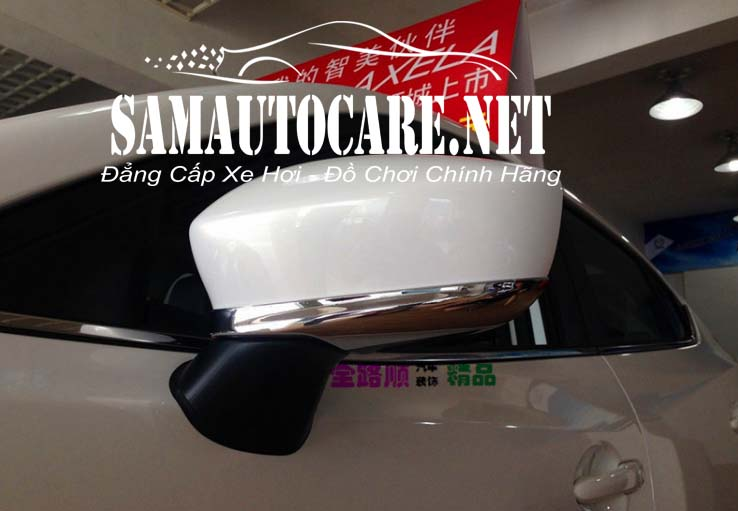 Ốp Gương Cho Mazda 3 All New