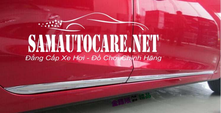 Nẹp Cánh Cửa Thời Trang Cho Mazda 3 All New