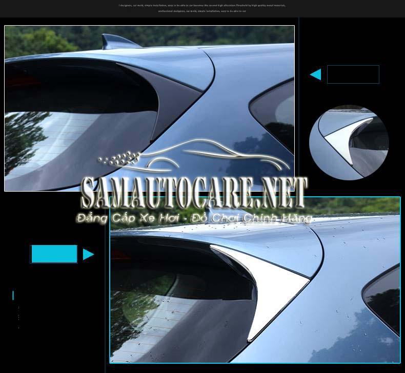 Ốp Góc Kính Sau Mazda CX5