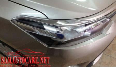 Viền đèn Trước Toyota Vios 2014