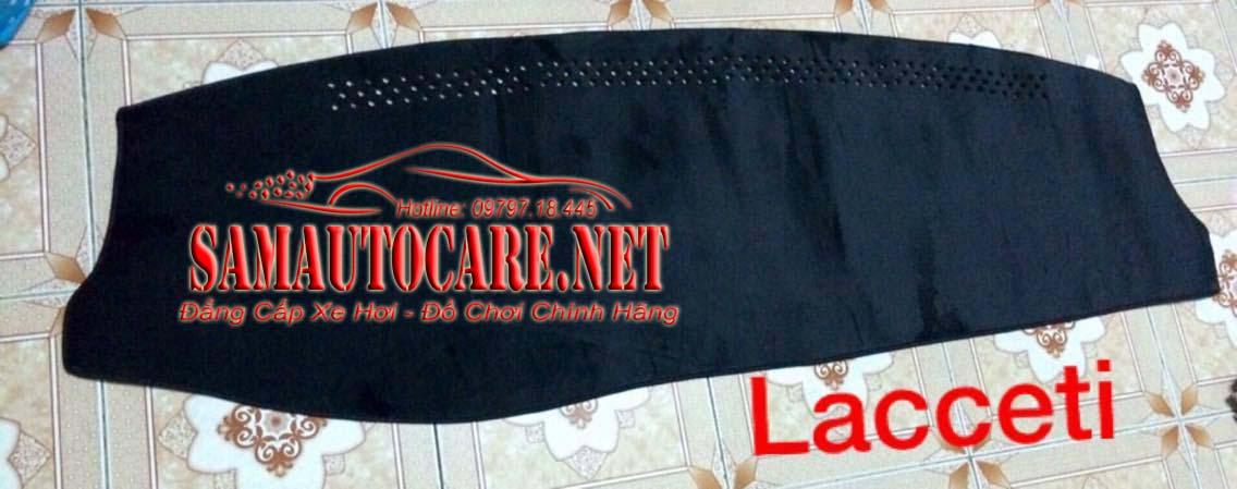 Thảm Taplo Lông Cừu Korea Xe Lacceti
