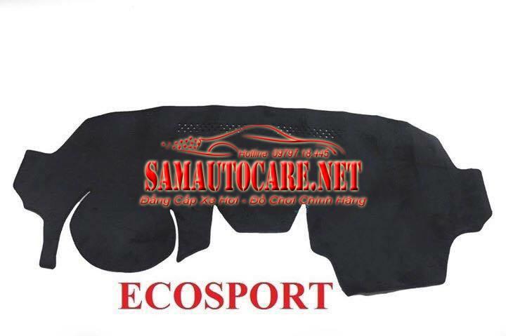 Thảm Taplo Lông Cừu Korea Xe Ecosport