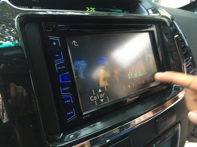DVD Pioneer AVH-275BT Cho Fotuner