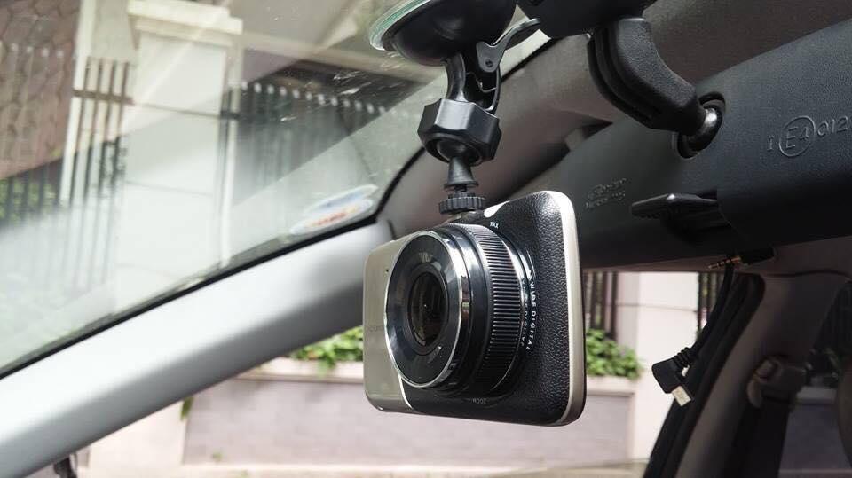 Camera Hành Trình Trước Sau E85