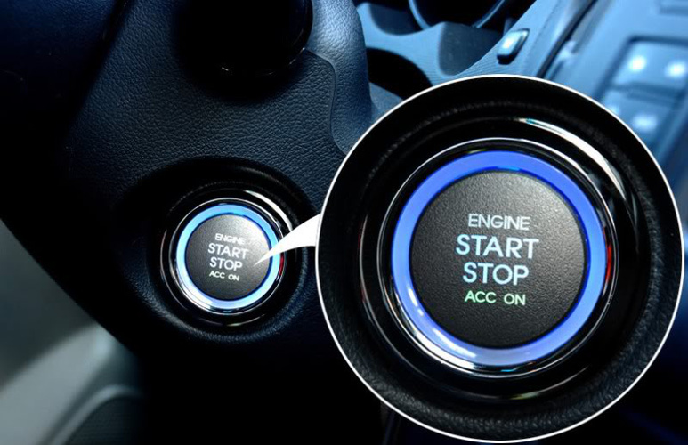 Start Stop Smart Key Cho Camry