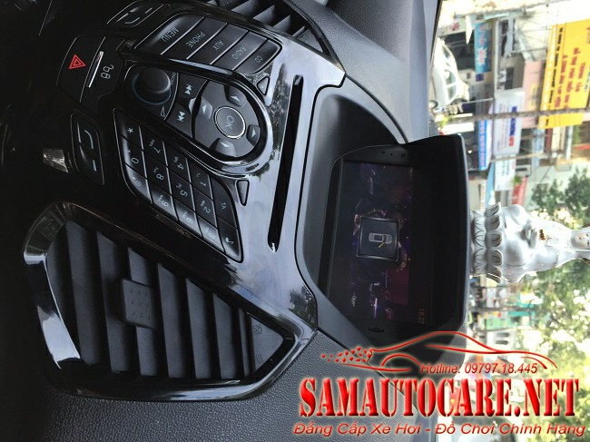 DVD S160 Theo Xe Ford Ecosport 2017