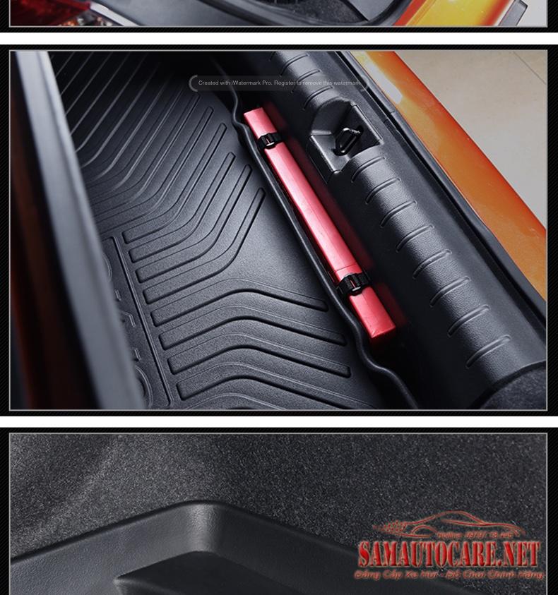 Lót Cốp Honda Civic 2016 - 2017