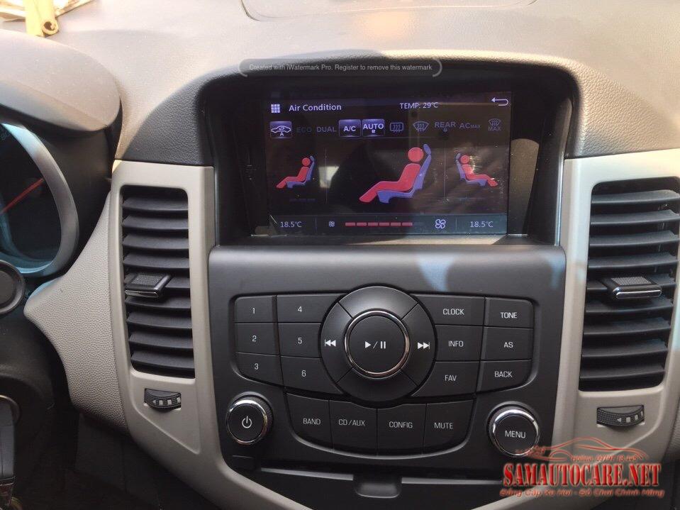 Dvd Winca S90 Xe Cruze 2017