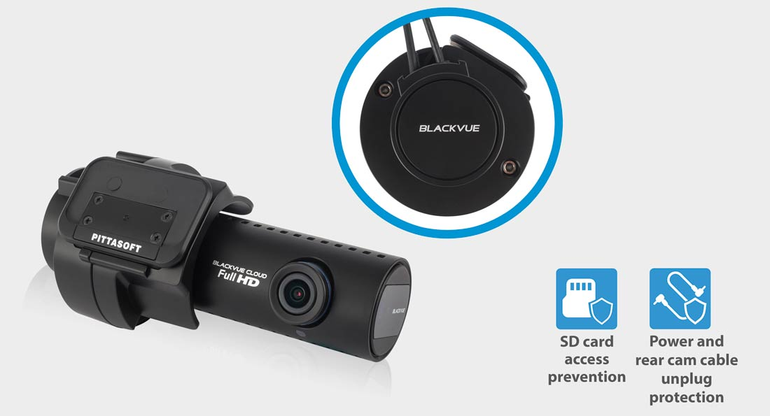 Camera Hành Trình BlackVue DR750S - 2CH