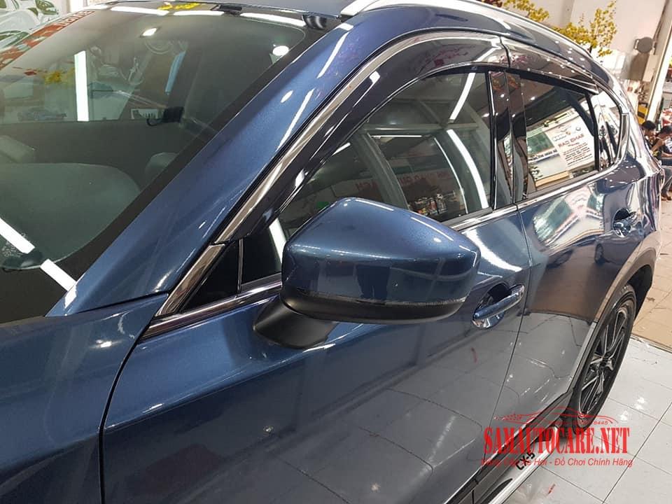 Che Mưa Chỉ Mạ Mazda CX5 2018