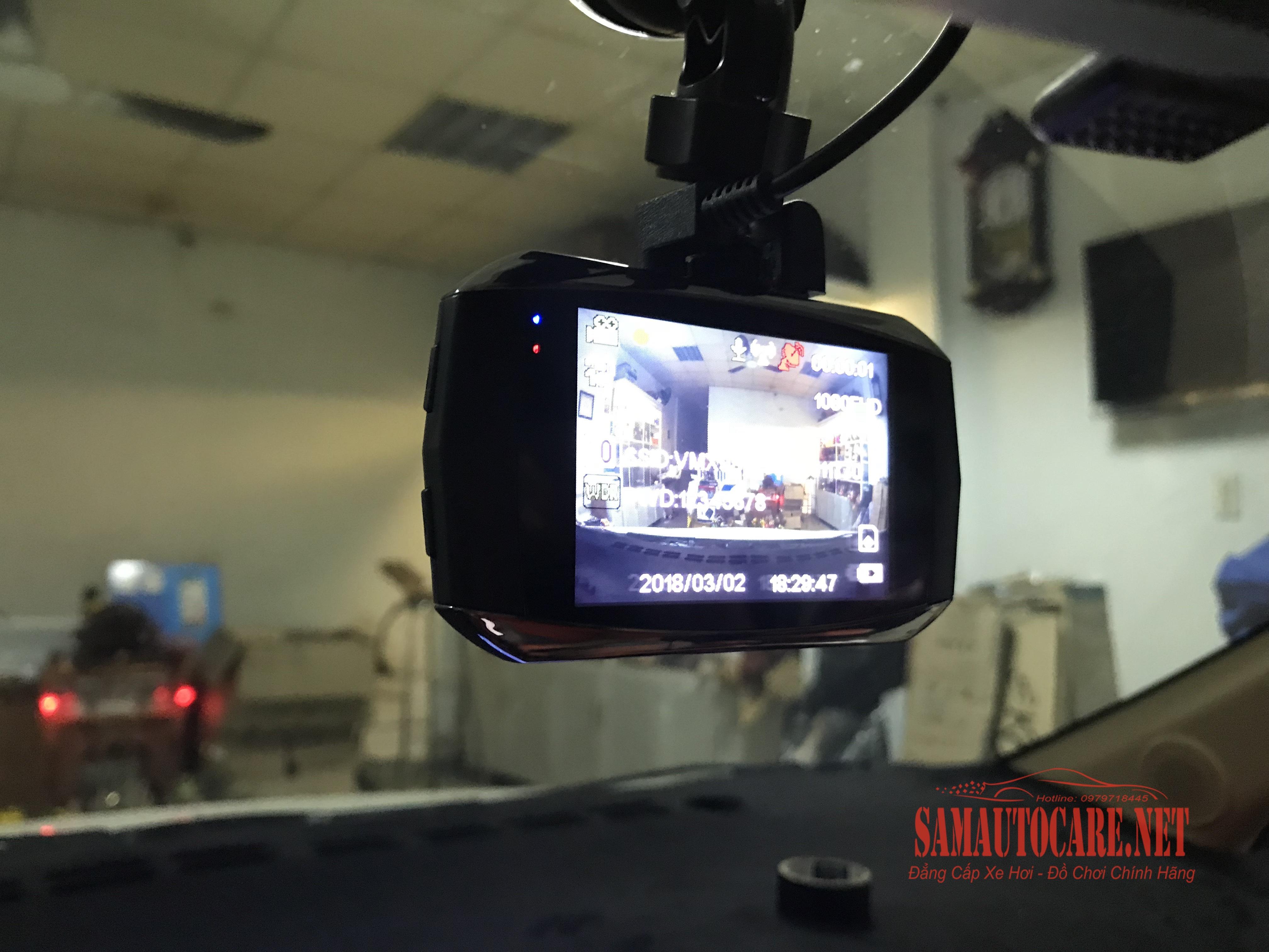 Camera Hành Trinh Vietmap X9S Vios 2018