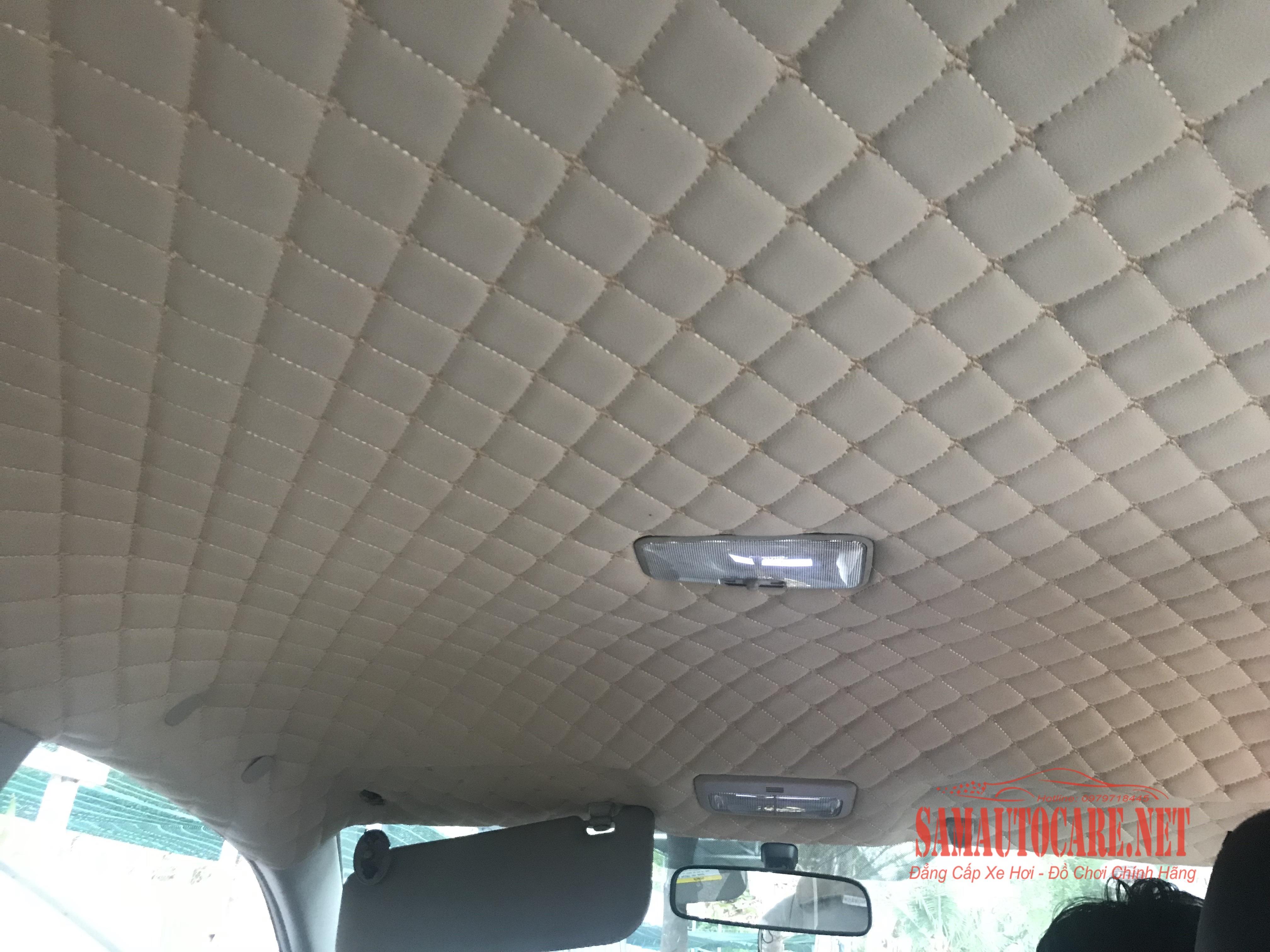 Bọc Trần Da 5D Toyota Altis 2011