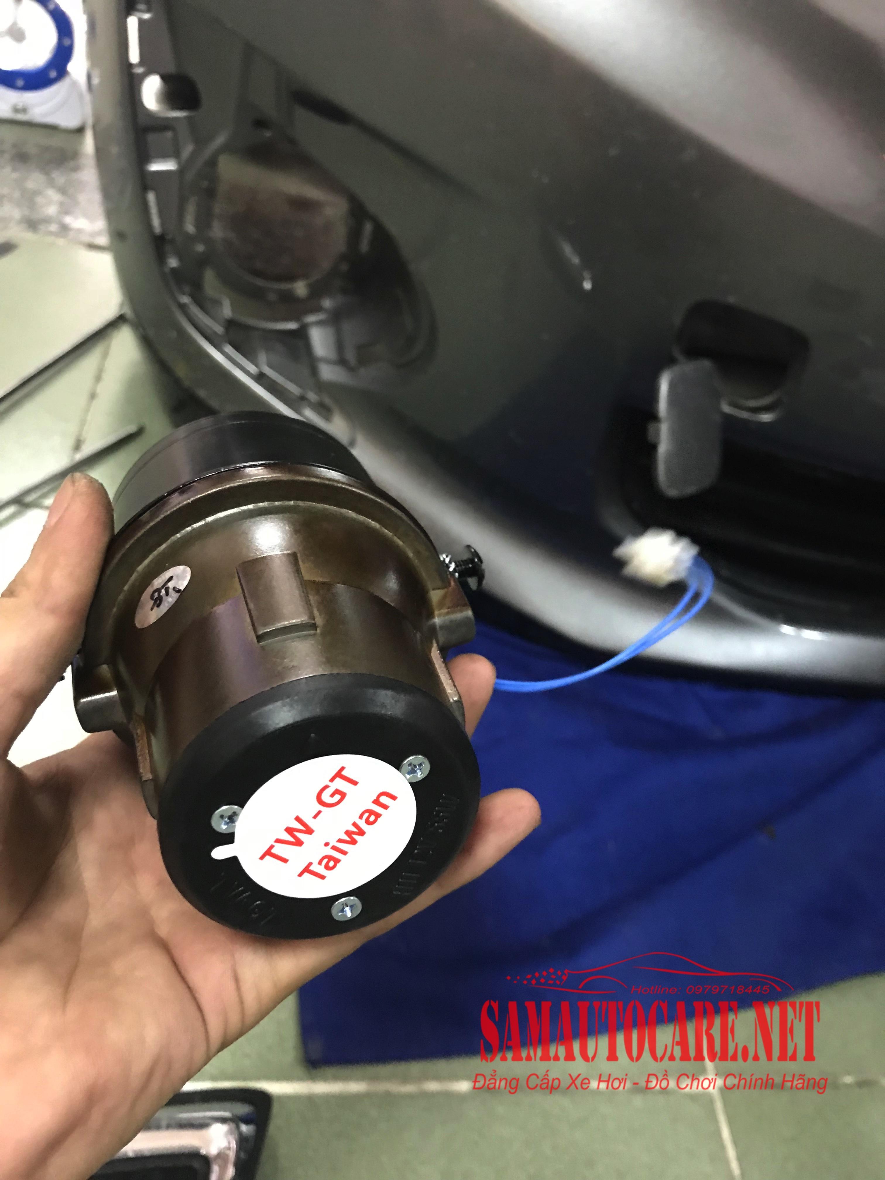 Bi Gầm Đài Loan GT Attage