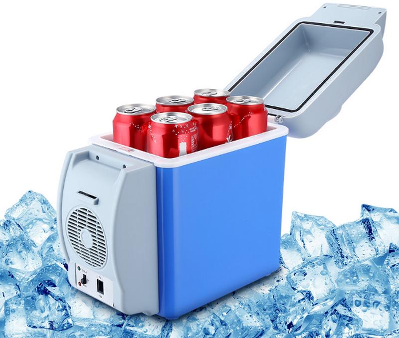Tủ Lạnh Mini Xe Ô Tô 12V