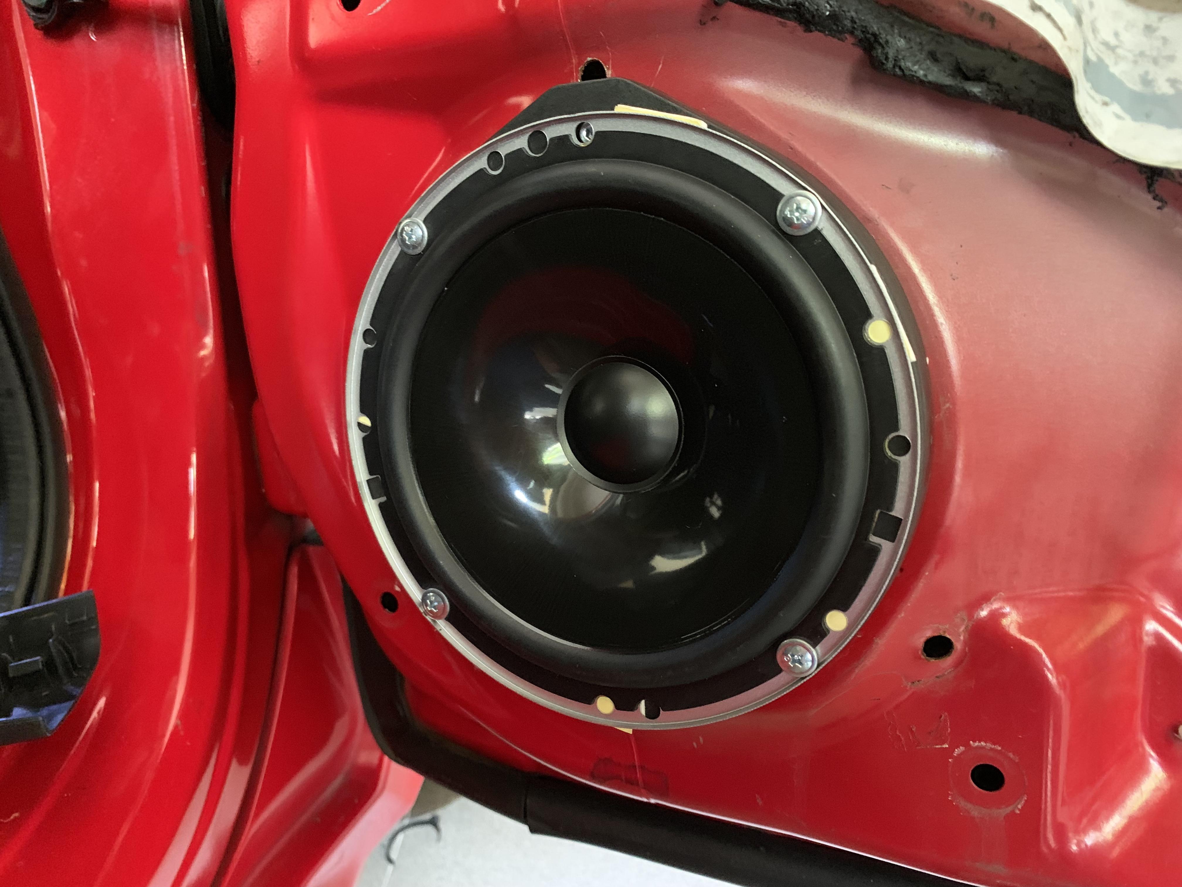 Honda Civic Nâng Cấp Âm Thanh  JBL GTO 6508C & GT5-S265