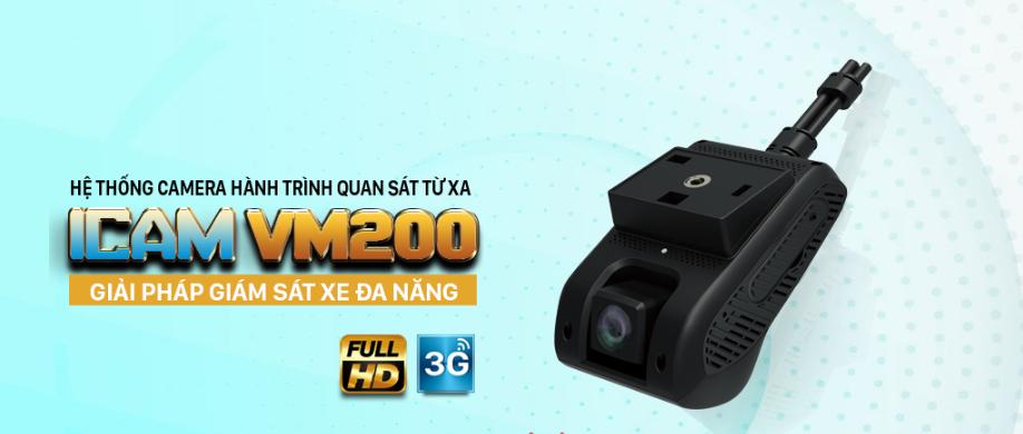 Vietmap ICAM VM200 - Camera Giám Sát Hành Trình Trực Tuyến