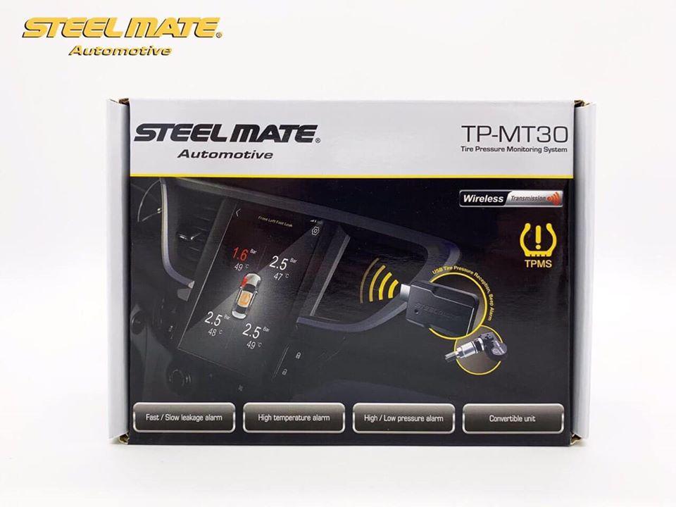 Cảm Biến Áp Suất Lốp Steelmate TP-MT30