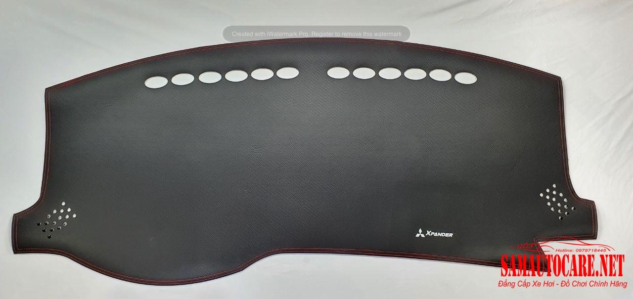 Thảm Taplo Da Carbon Mitsubishi Xpander