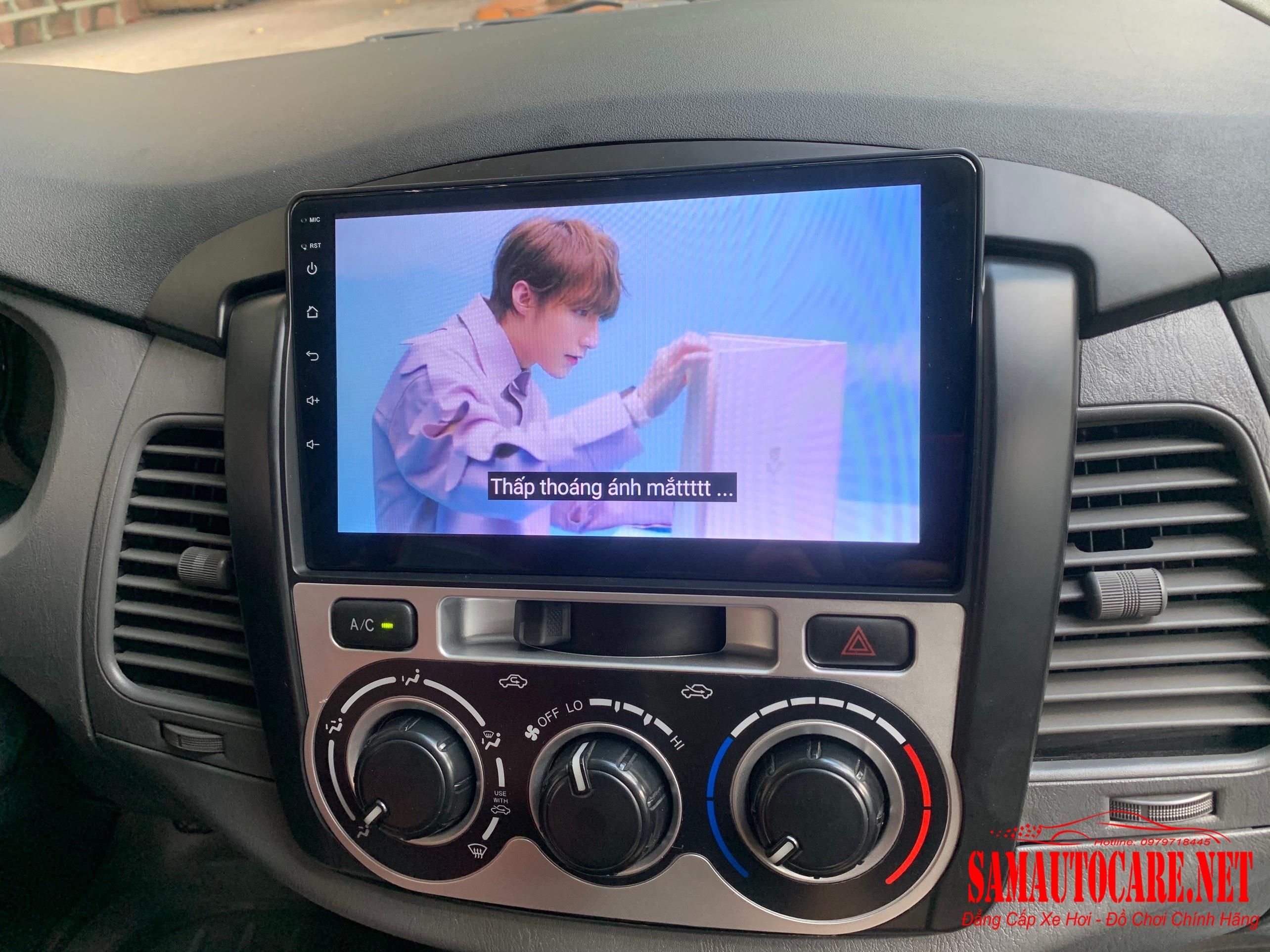Màn Hình Android Cho Toyota Innova