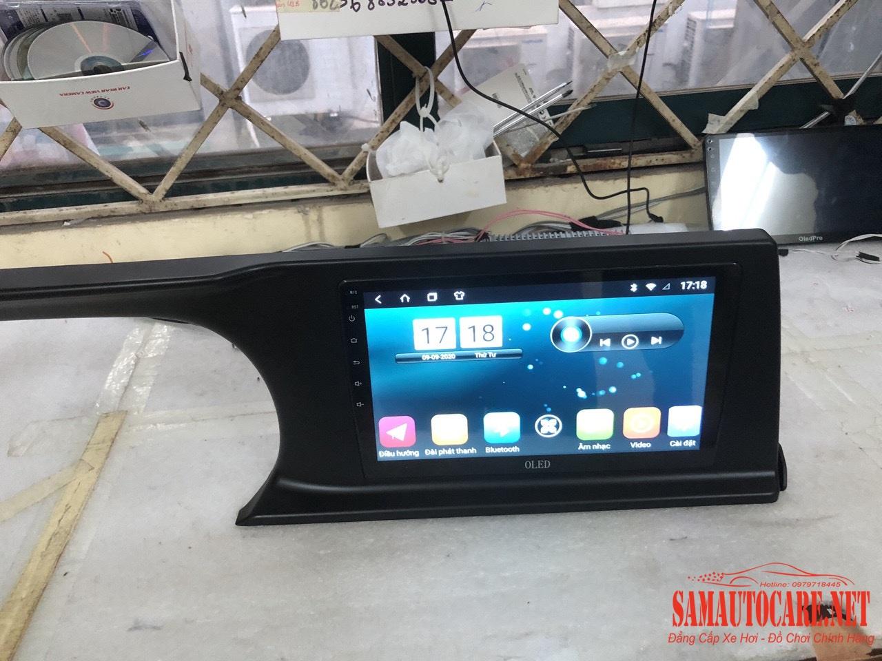 Màn Hình Android Cho Kia Seltos 10ich