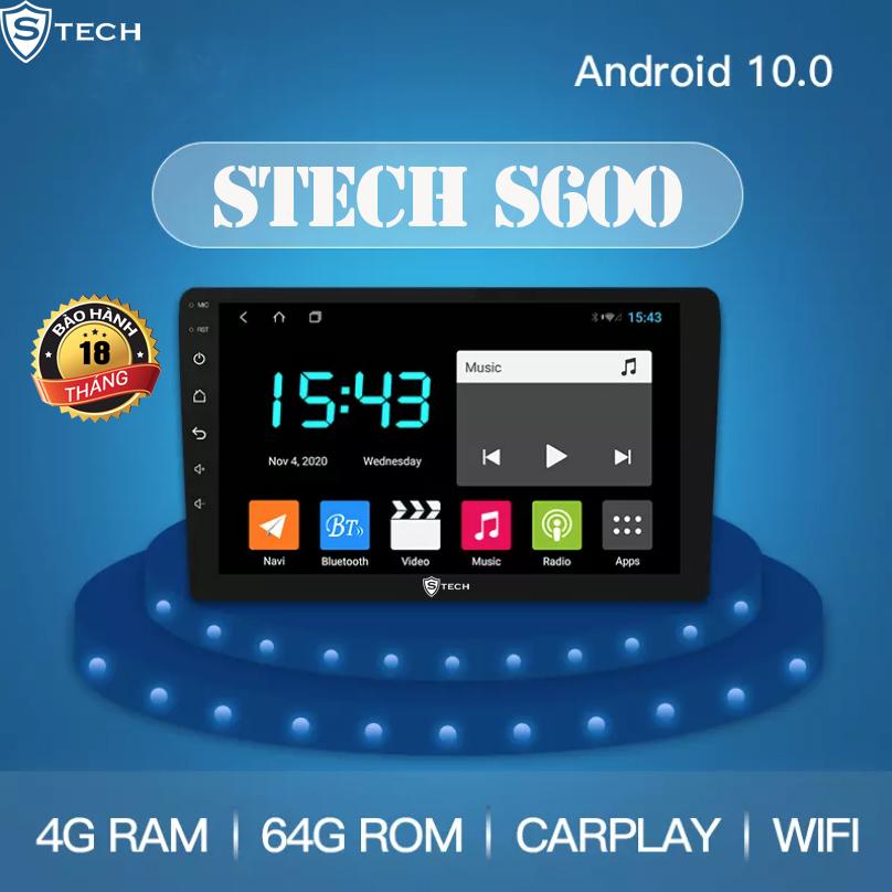 Màn Hình Android Stech S600