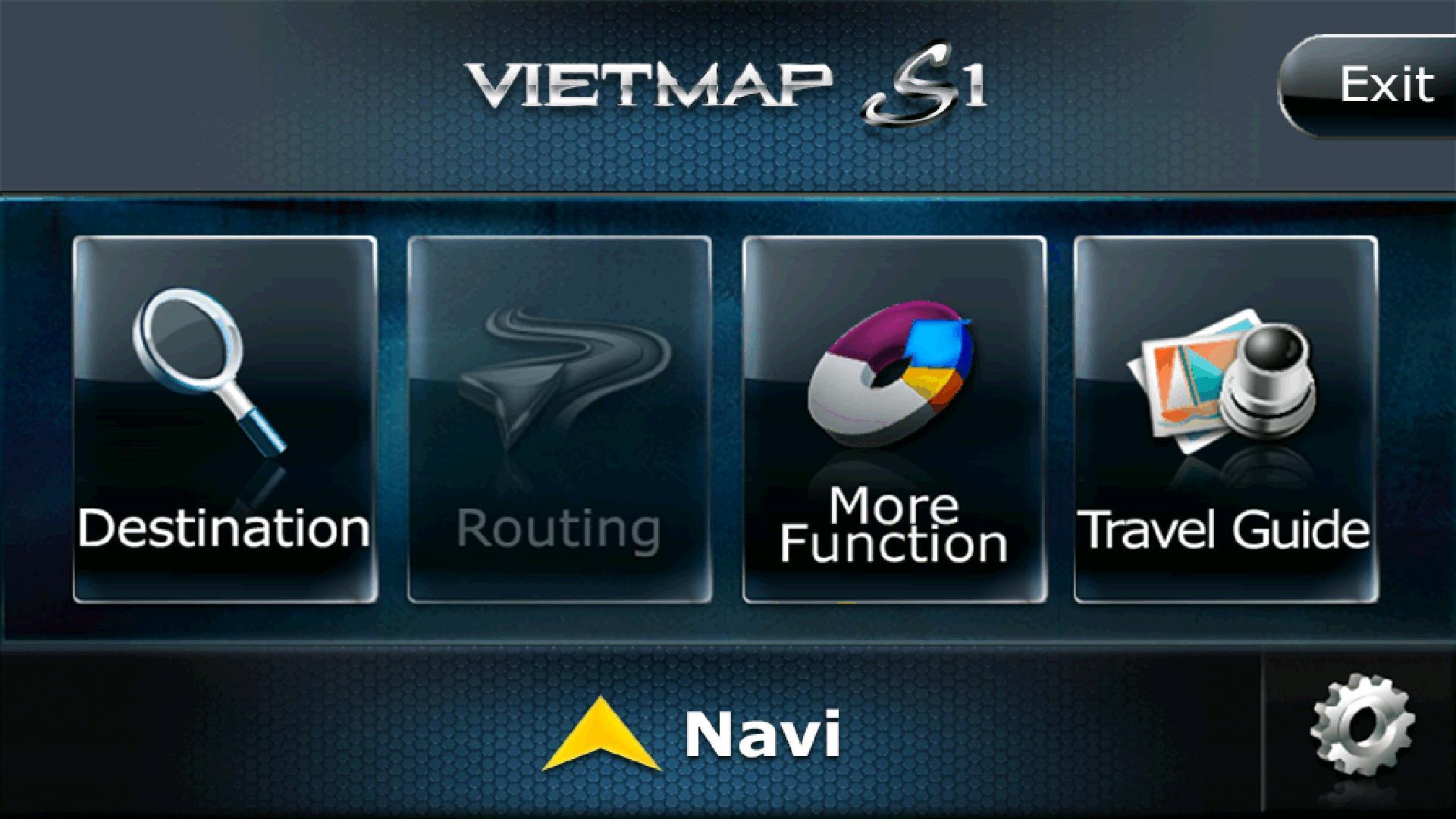 Mua Mã Code Vietmap S1 Cho Màn Hình Android