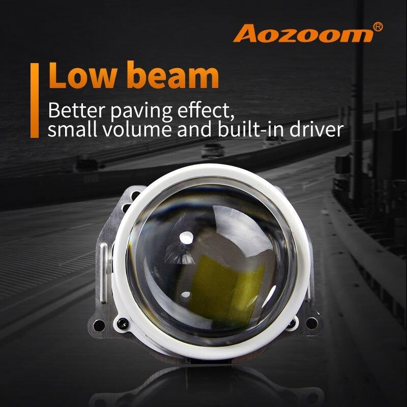 Bi Led Aozoom A7 Plus 2021