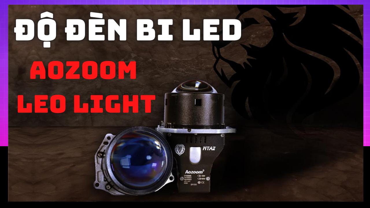 Bi Led Aozoom Leo Light
