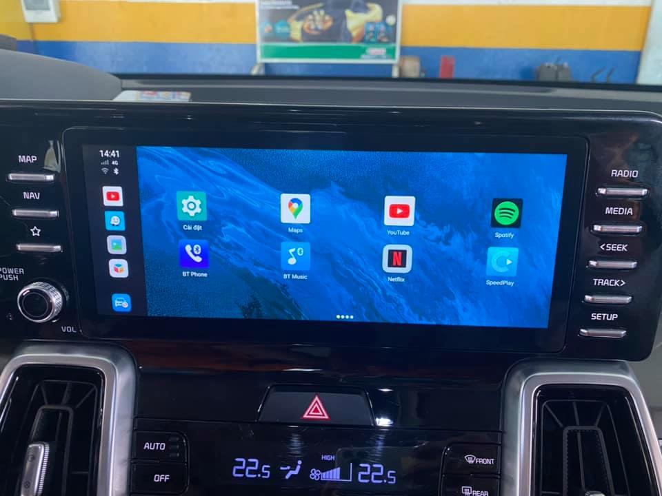Carplay Box Android Kia Sorento 2021