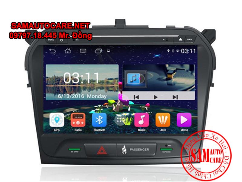 DVD Android ôtô Suzuki Vitara