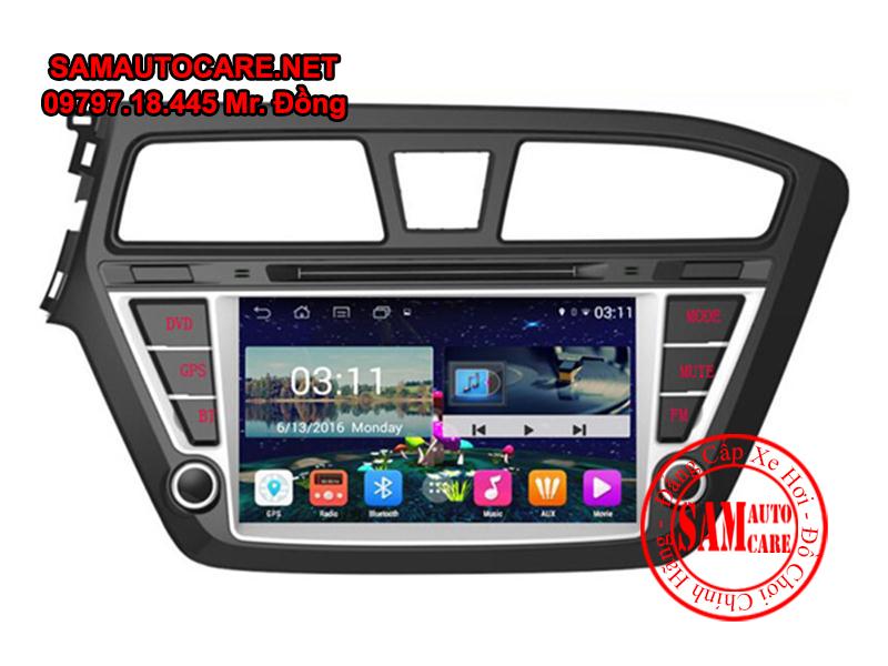 DVD Android ôtô Hyundai I20 Active