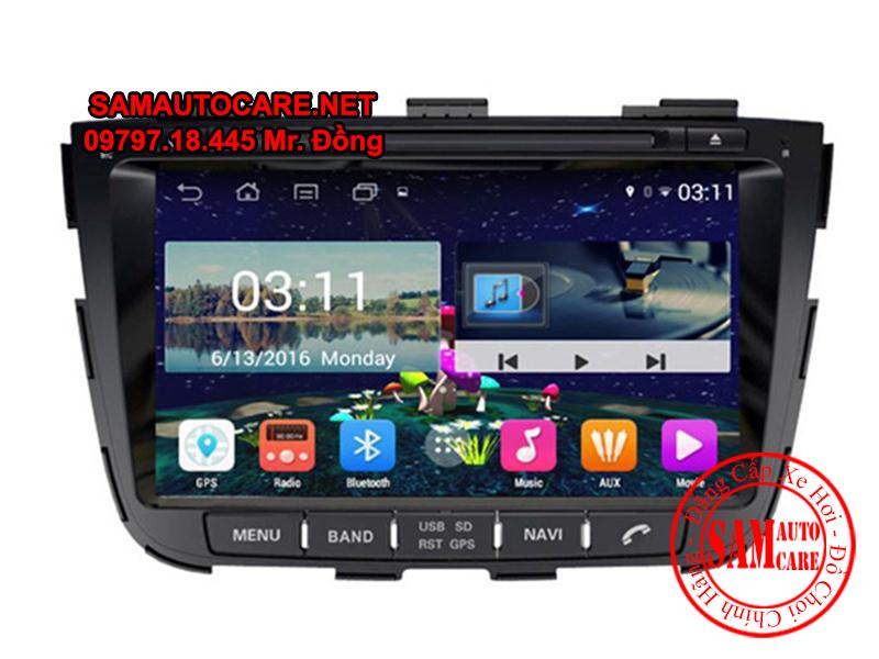 DVD Android ôtô Kia Sorento
