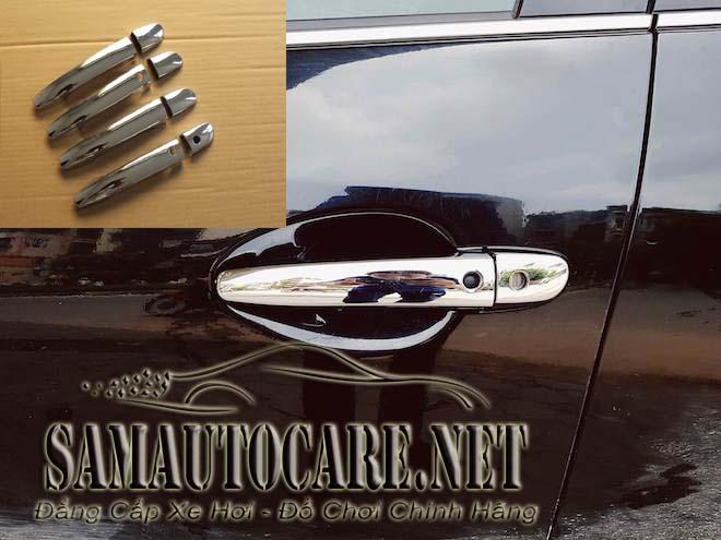 Ốp Tay Nắm Cửa Cho Mazda