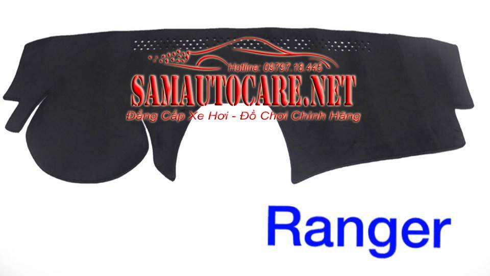 Thảm Taplo Lông Cừu Korea Xe Ranger