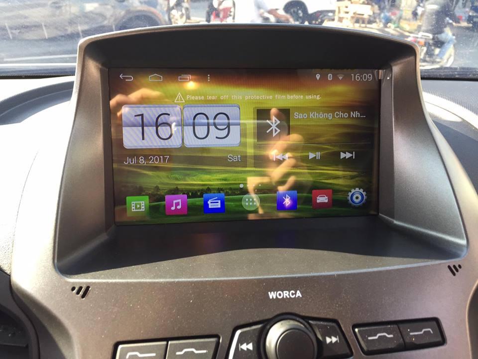 Màn Hình DVD Winca S160 Android Ford Ranger