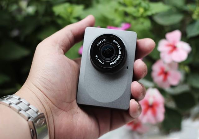 Camera Hành Trình Xiaomi Yi Car 2 Độ Nét 2K