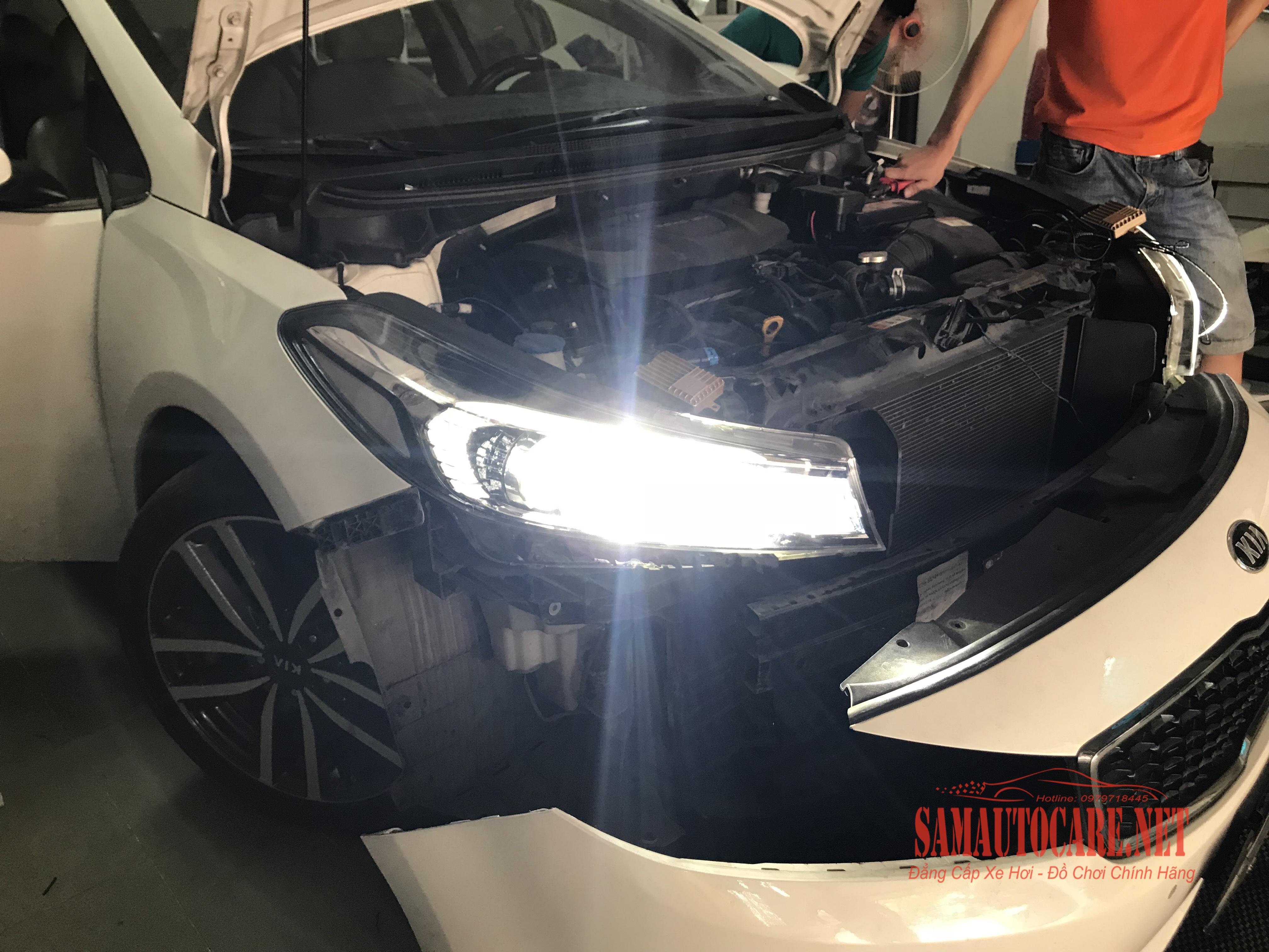 Xenon GTR, L7 XHPH 70 Kia Cerato