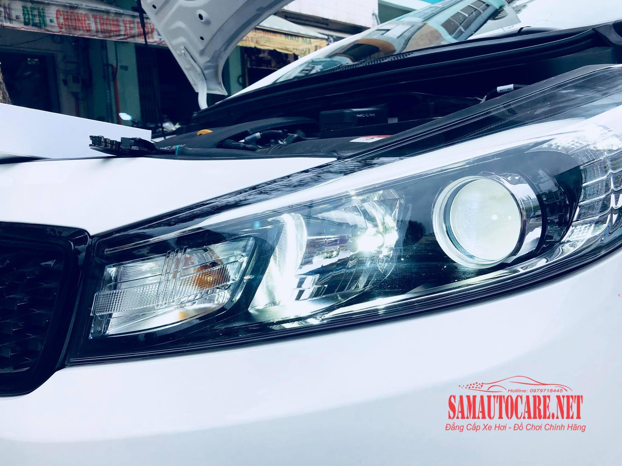 Led L8 XHP70 Kia Cerato 2018