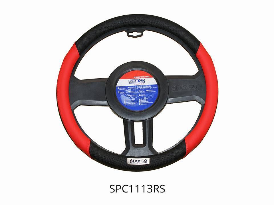 Bao Vô Lăng Sparco SPC1113RS
