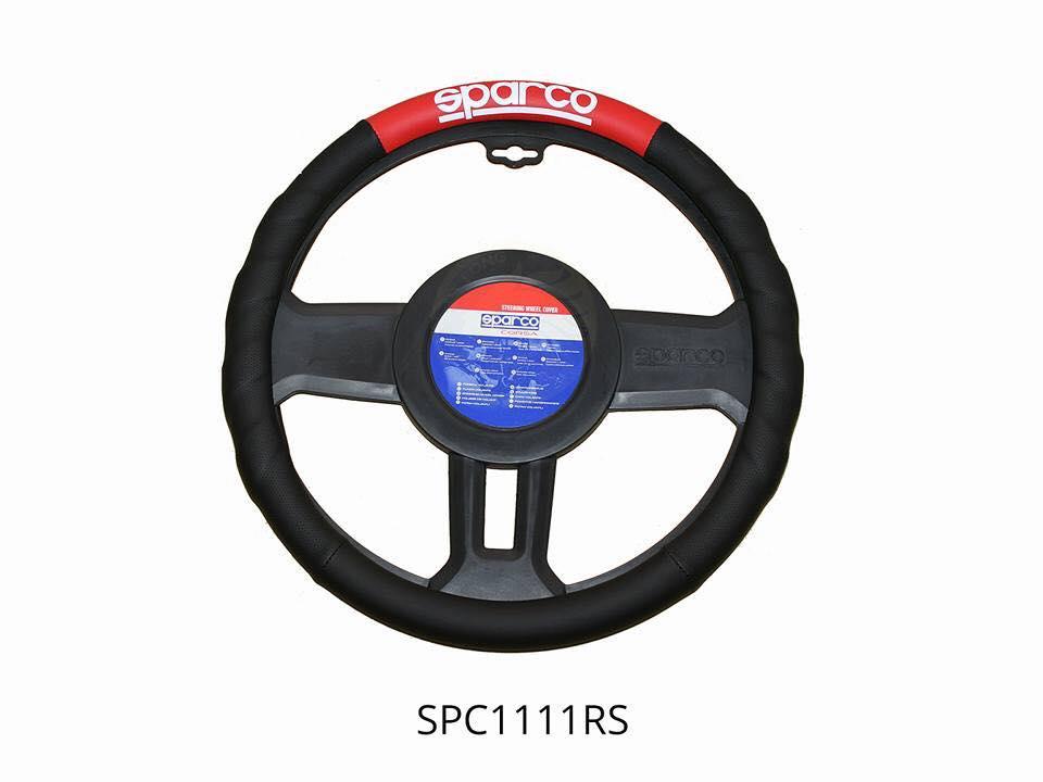 Bao Vô Lăng Sparco SPC1111RS