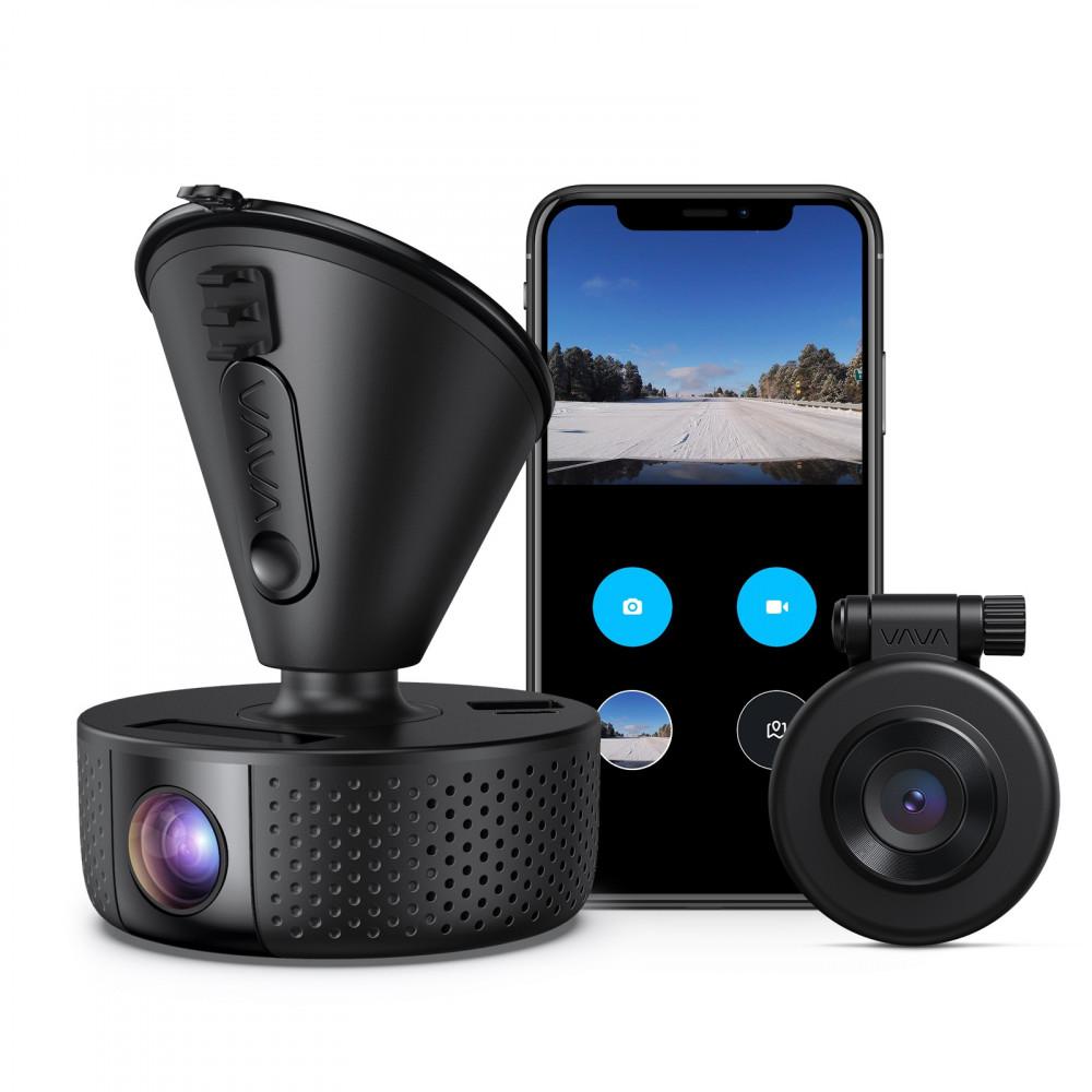 Camera Hành Trình VAVA VD-002 | 2 Camera