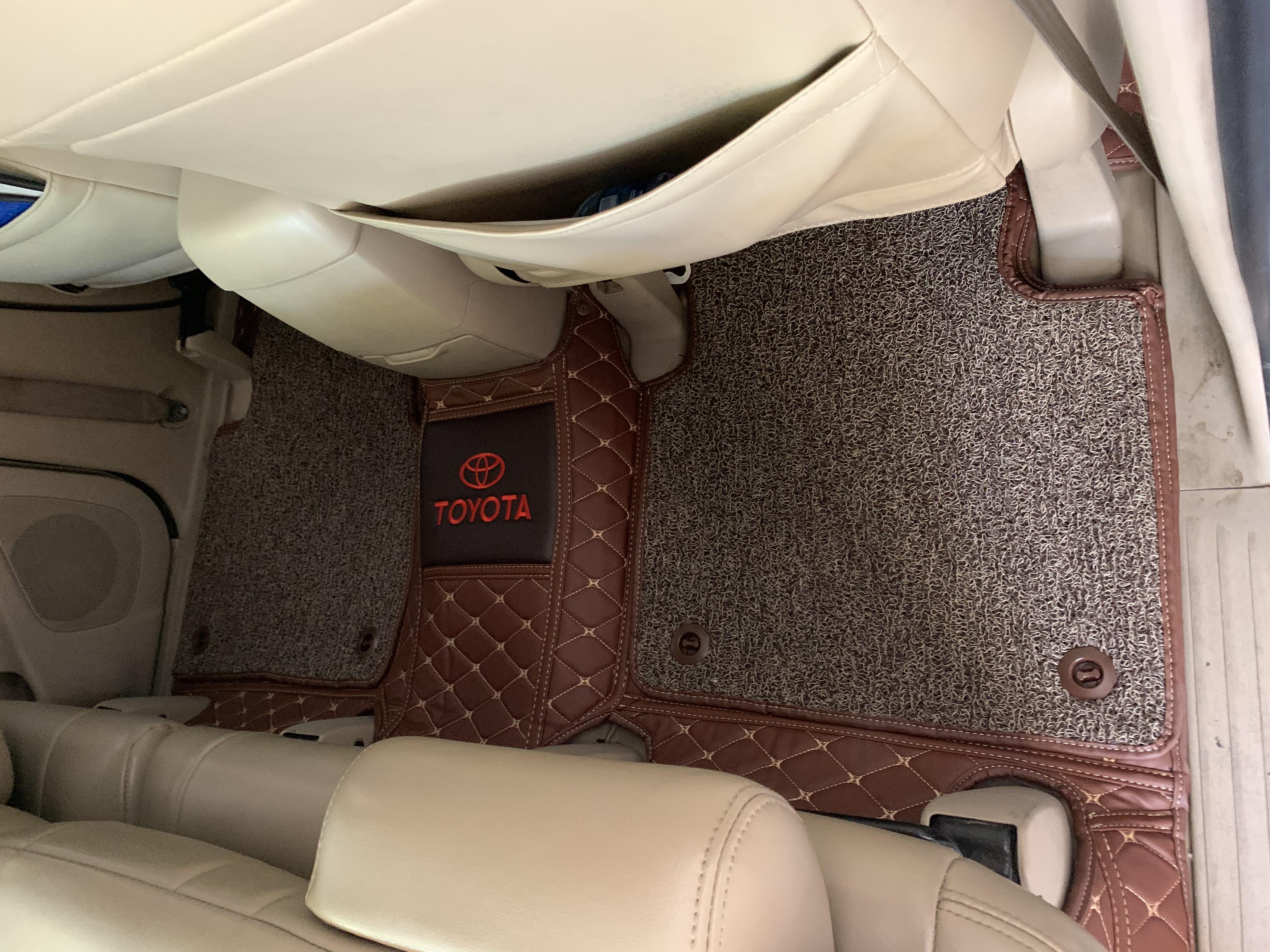 Thảm Lót Sàn 6d Xe Toyota Innova 2015 - 2020